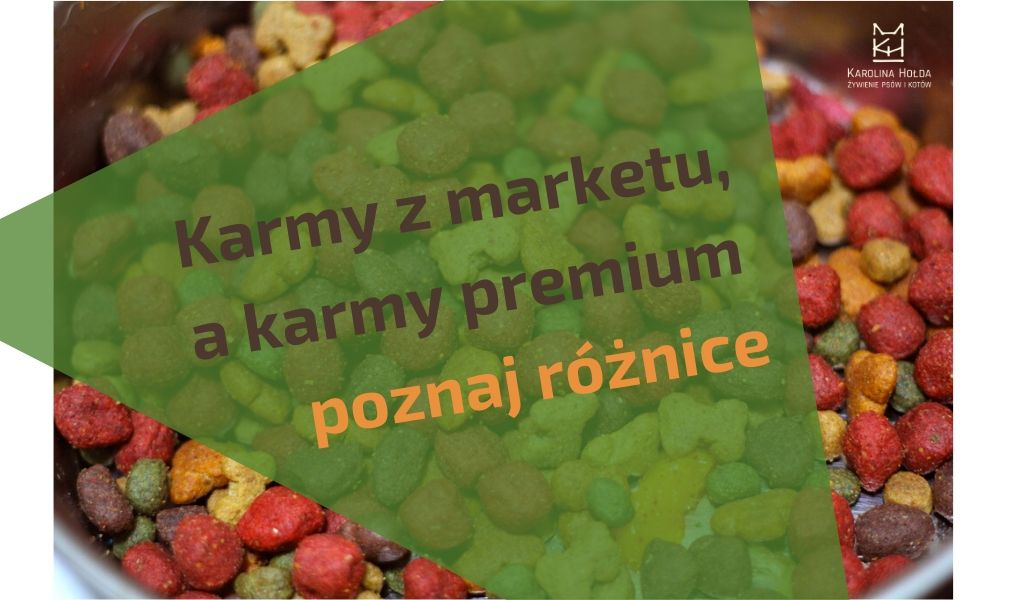 Karmy premium - podział jakościowy